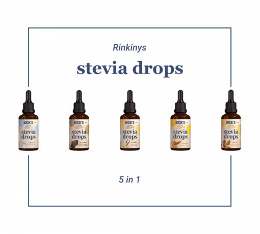 Stevija rinkinys