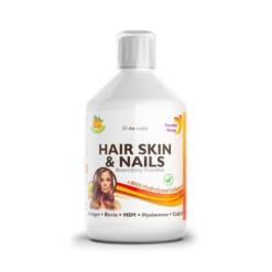 vitaminai hair skin nails